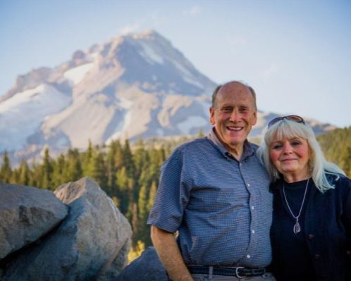 Guest Ministry – Wayne and Margaret Holcomb